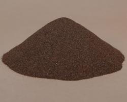 brown-alumina