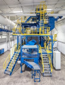 IBC Inclined Belt Conveyor Machine